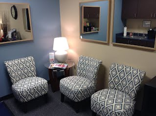 sandy springs counseling waiting room